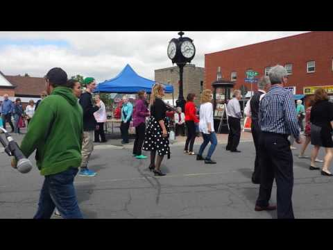 Art on the Waterfront, Chesterville, Ontario June 3 2017