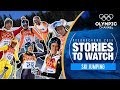 Ski Jumping Stories to Watch at PyeongChang 2018 | Olympic Winter Games