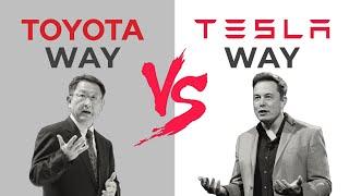 Benarkah Toyota Way Mulai Usang? (vs Tesla Way)