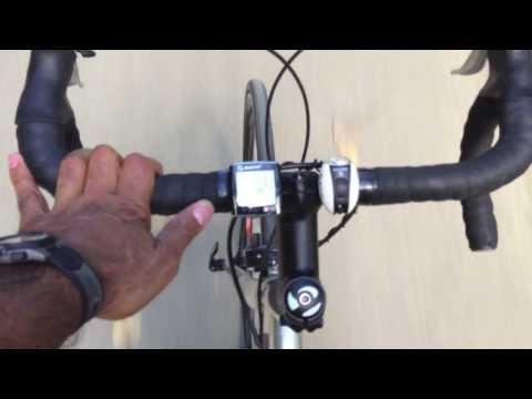 Trek 1.1 road bike (Out Riding)