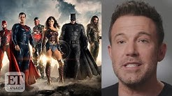 Ben Affleck Says 'Justice League' Had Problems