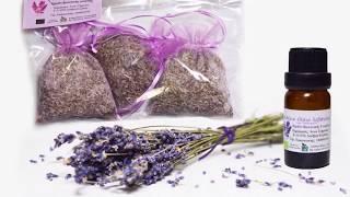 Βιολογικά προϊόντα λεβάντας από το levantashop.gr
