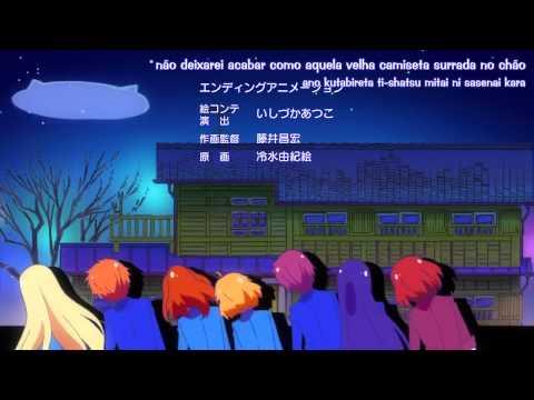 Sakurasou  ending 2 ( legenda PT)