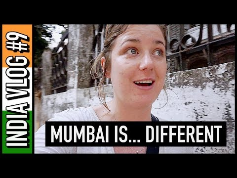 Mumbai Is... DIFFERENT! | India Travel Vlog #9
