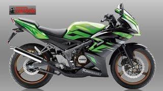Ninja 150 RR 2 จังหวะ 150 cc รุ่นสุดท้าย ก่อนเปลี่ยนเป็น 4 จังหวะ 150 cc