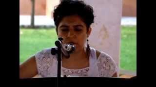 """""""Zenaida"""" en voz de Adriana Yañez Vera"""