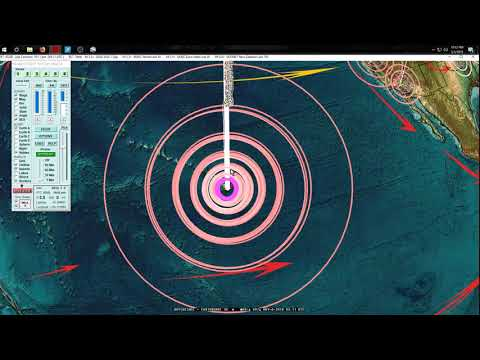 "5/05/2018 -- Pacific ""Large Earthquake"" threat present -- Increase in Volcanism - BE PREPARED"