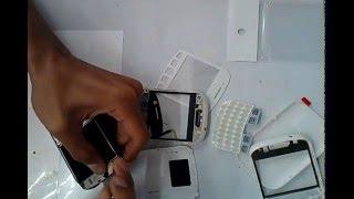Repeat youtube video cara bongkar bb davis 9220