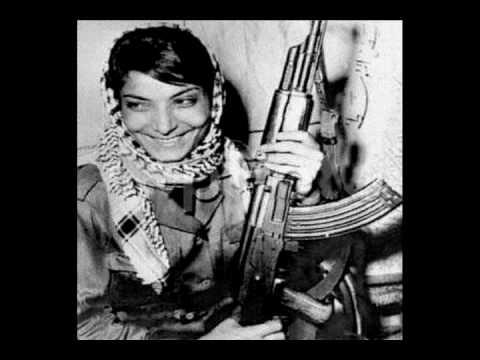 PFLP Solidarity Campaign - Leila Khaled Interview April 2010 PT 1