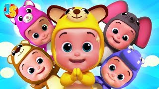 ABC Phonics Song | Five Little Babies | Nursery Rhymes & Songs for Babies | Cartoon Videos for Kids