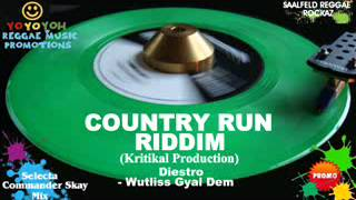 Download Country Run Riddim Mix [March 2012] [Mix April 2012] Kritikal Production MP3 song and Music Video