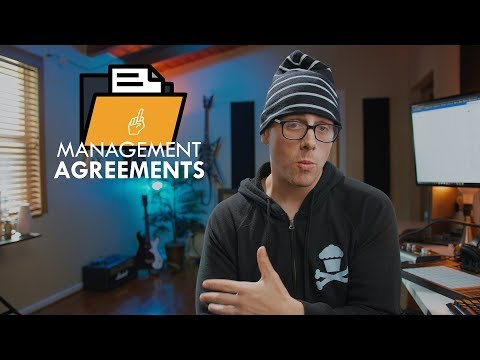 Artist Management Contracts EXPLAINED (1/2)