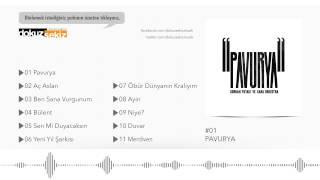 Korhan Futacı ve Kara Orkestra - Pavurya (Official Audio)