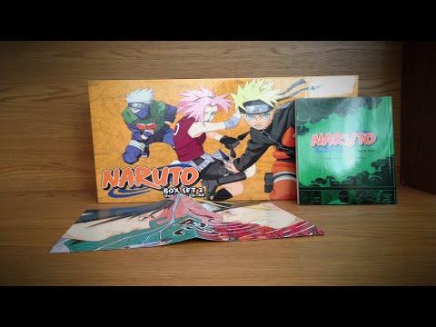 Naruto Box Set 2(Volumes 28-48) - Manga Unboxing