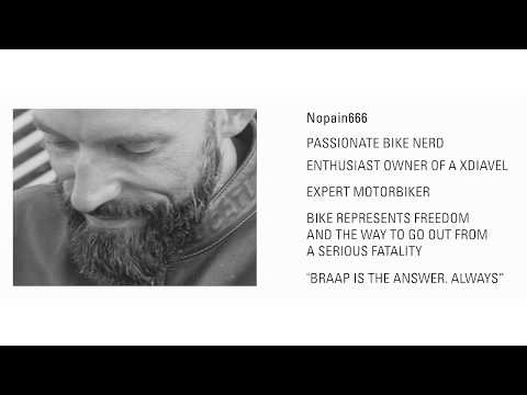 The XDiavel, as told by the XDiavelisti themselves - No Pain 666
