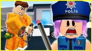 Herói policial temos perseguido criminosos Roblox cidade louca jogo cidade
