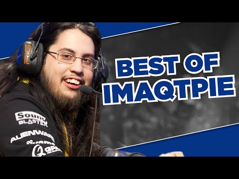 Best Of Imaqtpie - The Carry | Funny Montage