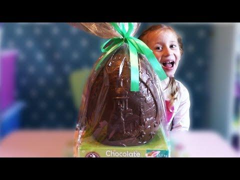 Ogromno JAJE i Igracke Iznenadjenja / Big Surprise Toys Egg Opening & Review