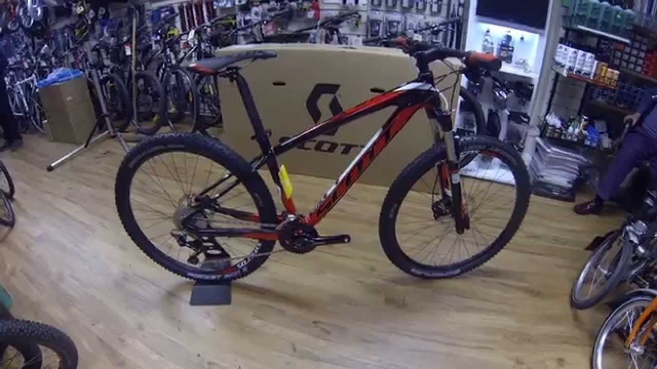 ab994576675 Sale Now On! 2014 Scott - Scale 735 (Damian Harris Cycles) - YouTube