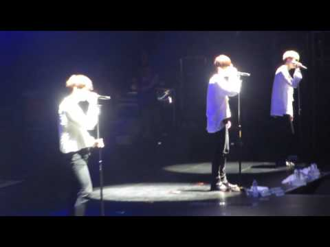 [FANCAM] 160730 BTS (방탄소년단) Epilogue in Manila - Outro: House of Cards