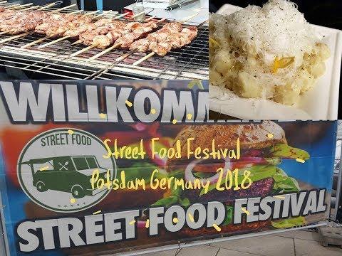 Street Food Festival - Germany 2018