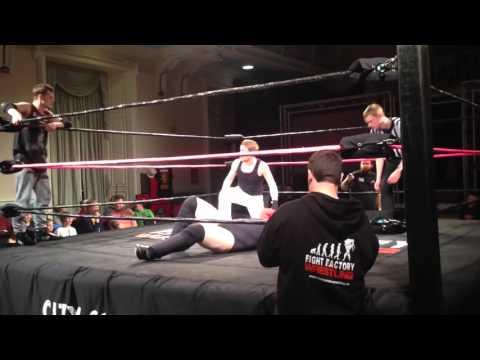 Mark Alexander and Sebastian Belle vs Will Wild