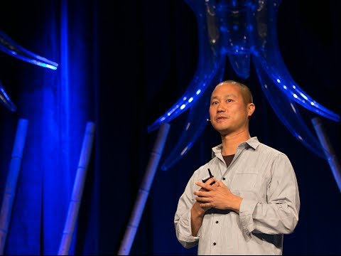 Zappos and Downtown Project: Tony Hsieh