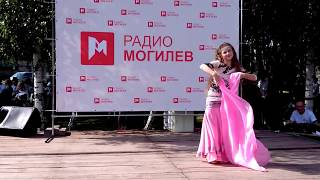 межансе Трофимова Эллина, коллектив