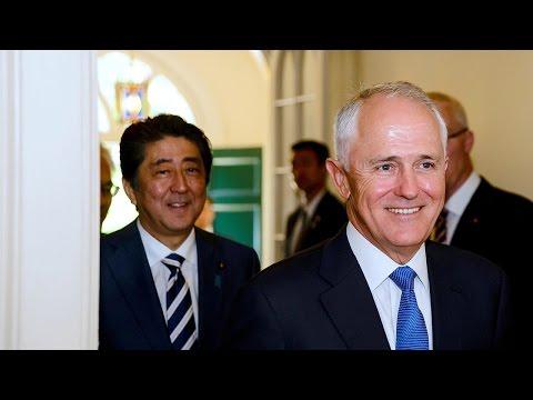 Australian PM hosts Asian leaders in bid to promote trade