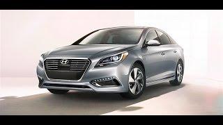 [카랩/carlab] 2015 현대자동차 LF쏘나타 하이브리드 시승기 / 2015 Hyundai LF SONATA HYBRID