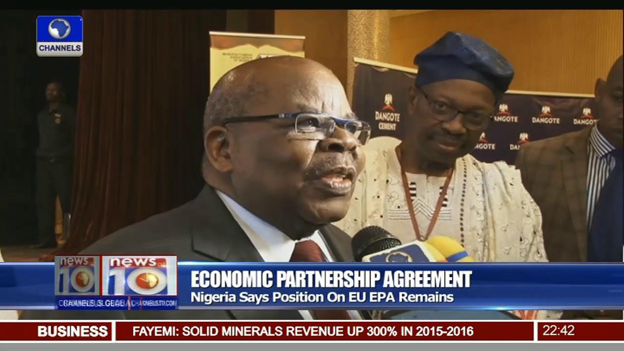 Fmr Tanzanian Pres Dissuades Nigeria From Signing Eus Economic