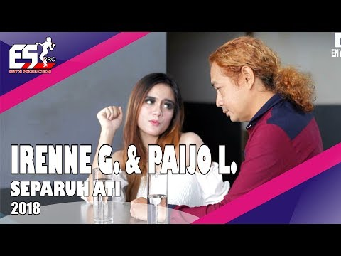 Irenne Ghea & Paijo Londo - Separuh Ati [OFFICIAL]