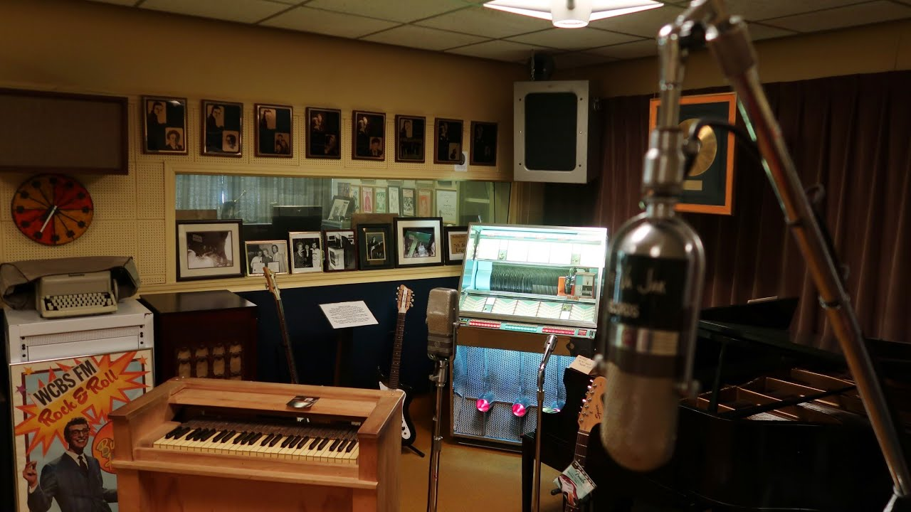 Download WHERE BUDDY HOLLY RECORDED HIS HITS! Norman Petty Studios