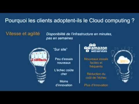 AWS Webcast - Un Voyage dans le Cloud - Qu'est-ce que AWS