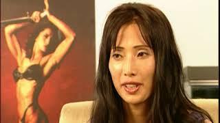 My Lucky Stars (1985) Michiko Nishiwaki Interview 福星高照: 西協美智子訪問