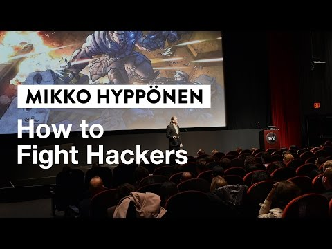 How You Can Fight Hackers | Cybsecurity Expert Mikko Hyppöne