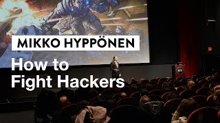 How You Can Fight Hackers   Cybsecurity Expert Mikko Hyppönen