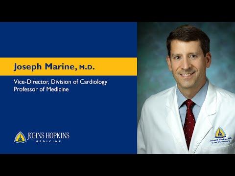 Joseph Marine, M.D. | Cardiologist