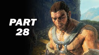 Middle Earth Shadow of Mordor Walkthrough Part 28 - Master Dwarf Hunter (PC 1080p Gameplay)