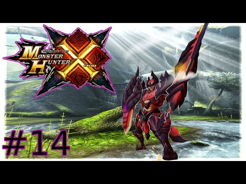 """Monster Hunter X - Part #14 """"Searching for Flagships"""""""