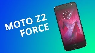 Moto z2 force [análisis completo / review en español]