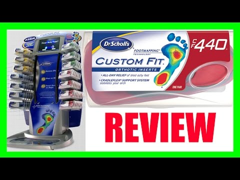 Dr  Scholls Insert/Insole Review