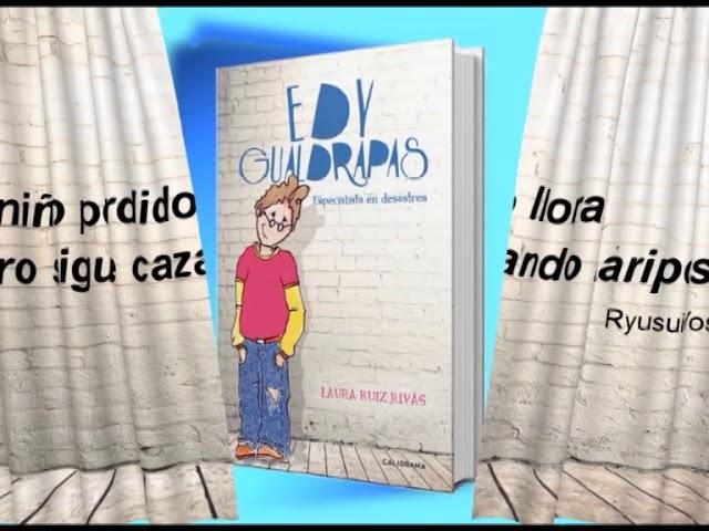 Laura Ruiz Rivas presenta el libro didáctico 'Edy Gualdrapas'