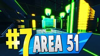 TOP 7 BEST AREA 51 Cartes créatives à Fortnite (fr) Fortnite Area 51 Codes cartographiques