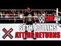 WWE 2K16 Seth Rollins Extreme Rules Return Attire Highlights