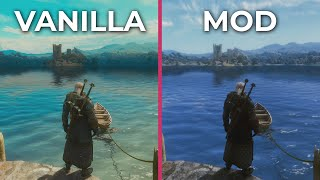 Witcher 3 – 2020 Ultra Graphics Mod | Project Resonance | HD Reworked Project
