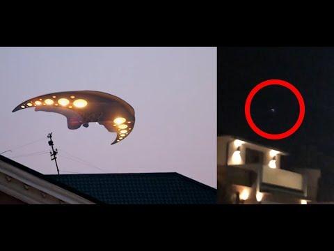 Boomerang UFO [CRAZY VIDEO] Sherman Oaks CA! 2020-2021