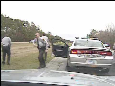 Black Man Shot in NC on HWY 74