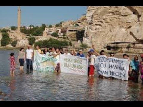 Ancient Turkish Town Prepares To Vanish Under Floodwaters