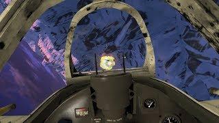Overflight on Oculus Go